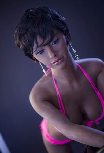 black sex doll
