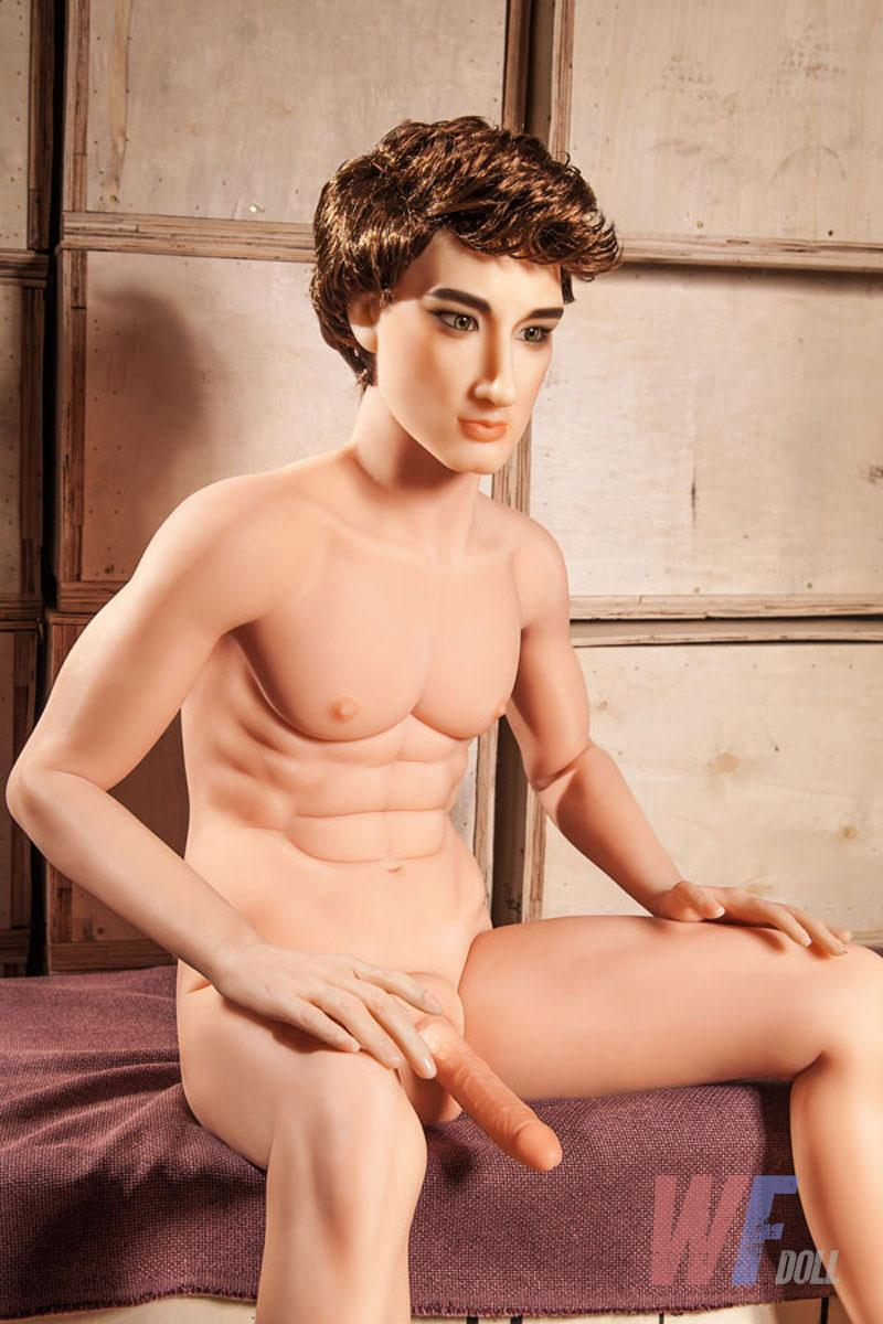 silicone homme doll